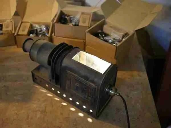lamp making workshop brighton