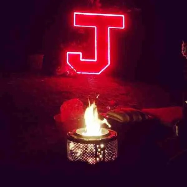 light up letters for outdoor events