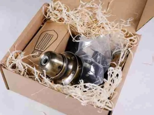 lamp making kit