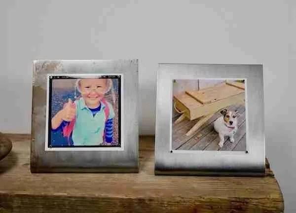 minimalist Magnetic photo frame