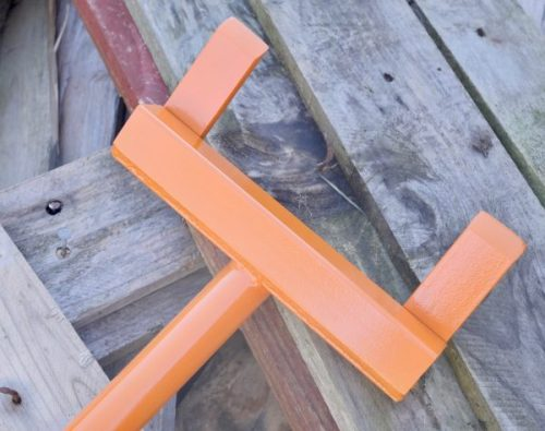 pallet pry bar forks for lifting planks