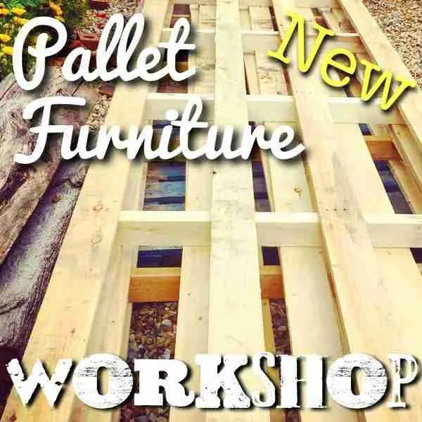 pallet furniture short courses in brighton