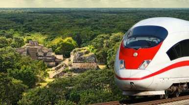 Tren Maya arrasará la selva en México - Salva la Selva