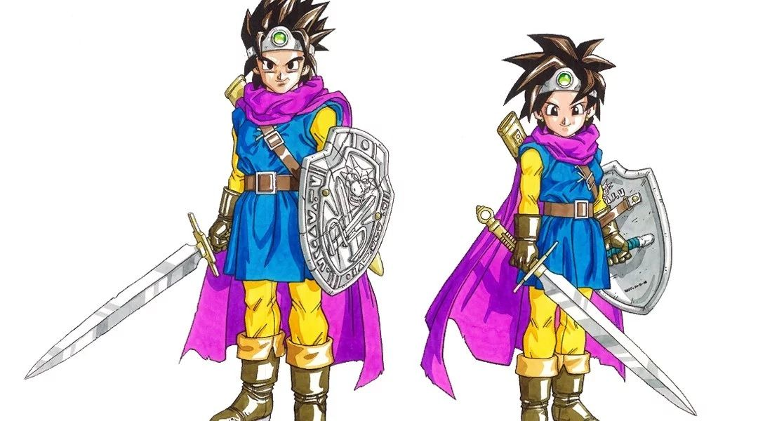 Erdrick Dragon Quest III