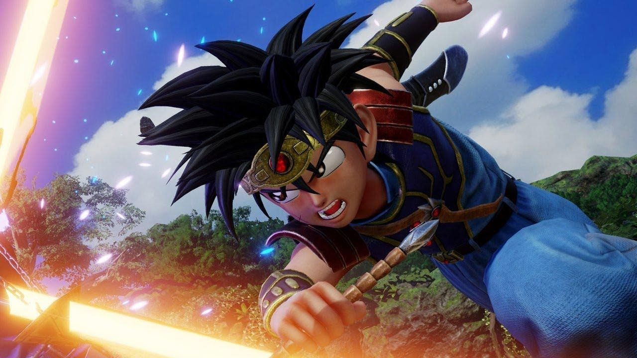 Fly Jump Force