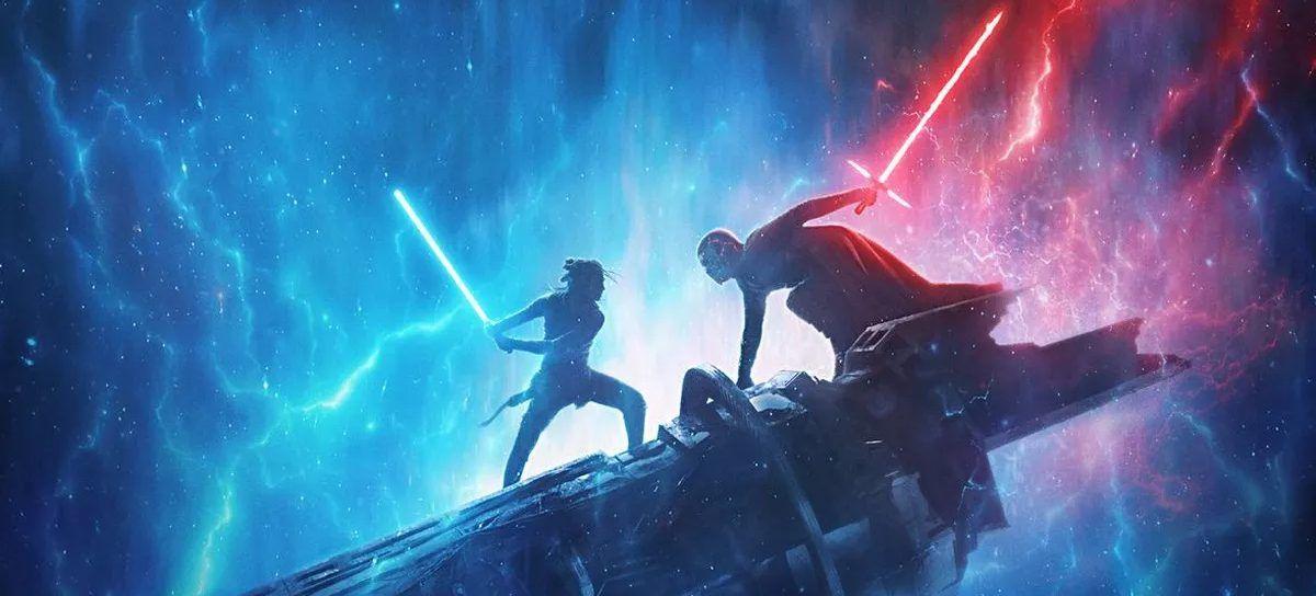 Star Wars Rise of Skywalker Ascenção