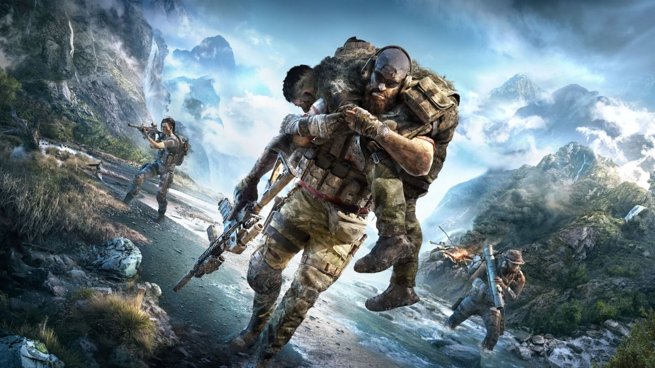 Ghost Recon BP Ubisoft
