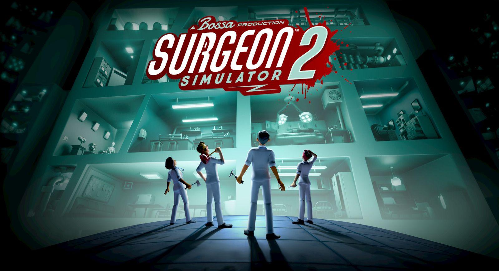 Bossa Studio Surgeon Simulator