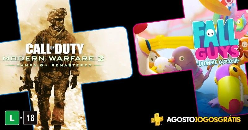 Call of Duty PS plus agosto