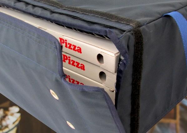 Borsa Porta Pizza Piccola 4
