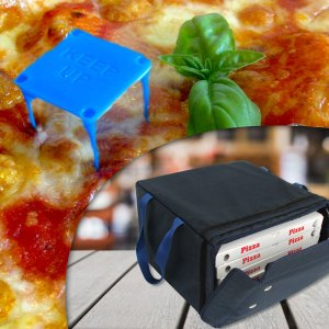 keep up borsa portapizza da asporto
