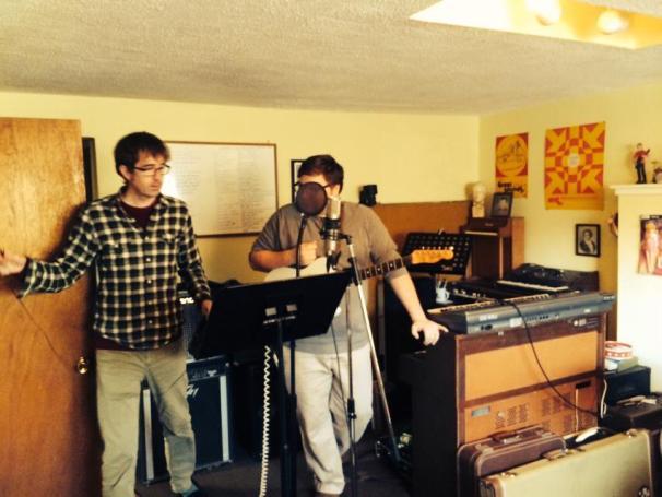2014-12-07 Recording - Henning and Ryan