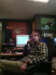 2014-12-07 Recording - Henning listens back
