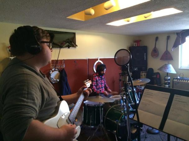 2014-12-07 Recording - Ryan and Matt J play