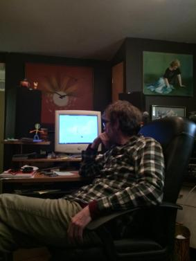 2014-12-07 Recording - Henning considers a take