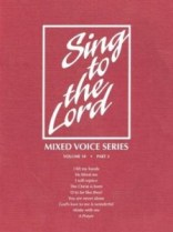 Sing+to+the+Lord+(Mixed+Voice)