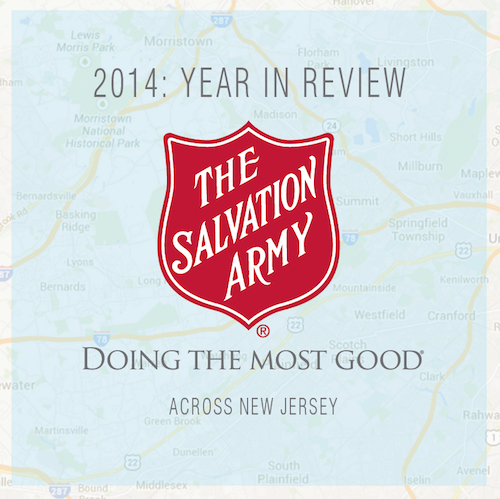 The Salvation Army New Jersey Division About