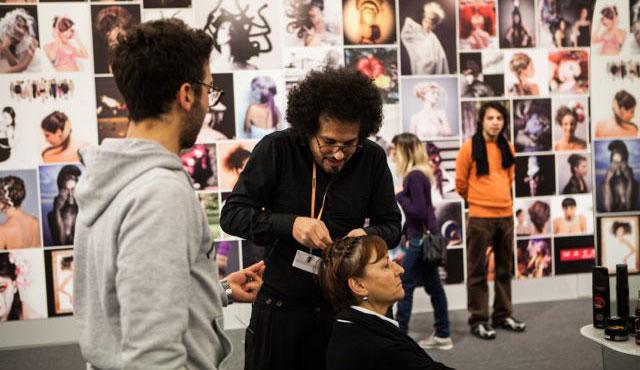 Evento Matrix Biennale di Firenze con Salvatore Riccardi