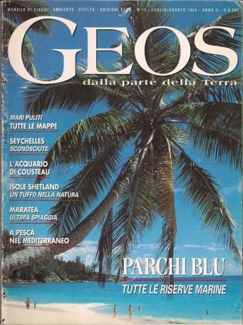 Geos Seychelles 1 copertina