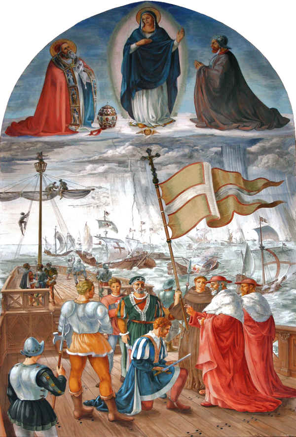** Battle of Lepanto **
