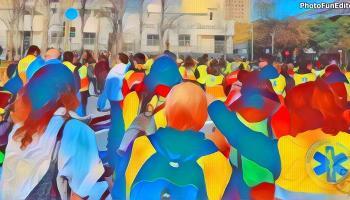 Manifestació de Tècnics en Lluita el 31E per un conveni digne i un transport sanitari públic