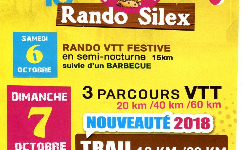 La Rando Silex 07/10/18