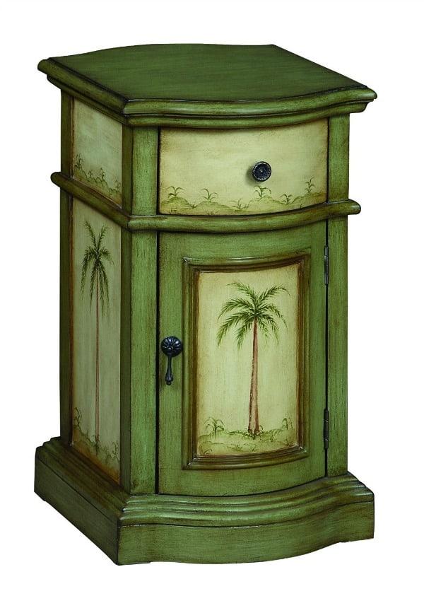 Palm Tree Cabinet