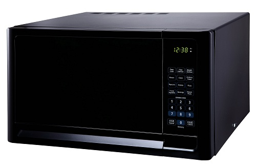 franklin chef compact microwave oven 0 7 cu ft 120v cul b