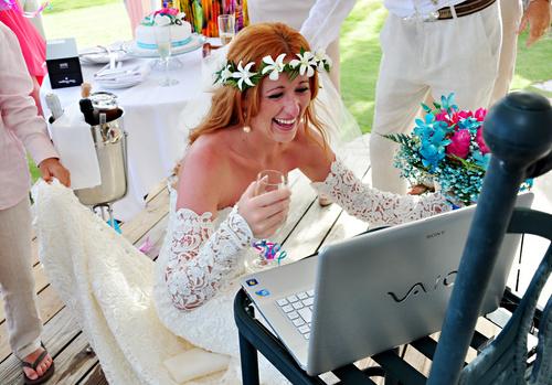 Il matrimonio via Skype non contrasta con l'ordine pubblico