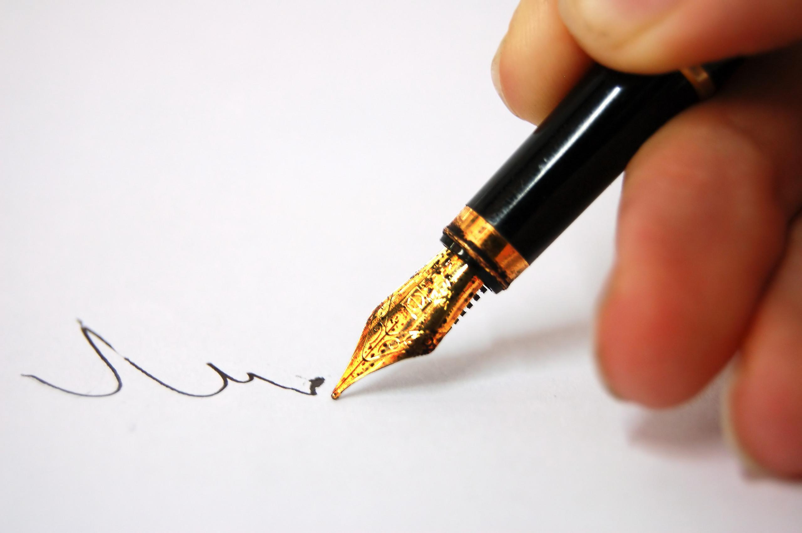 Caro Collega ti scrivo…