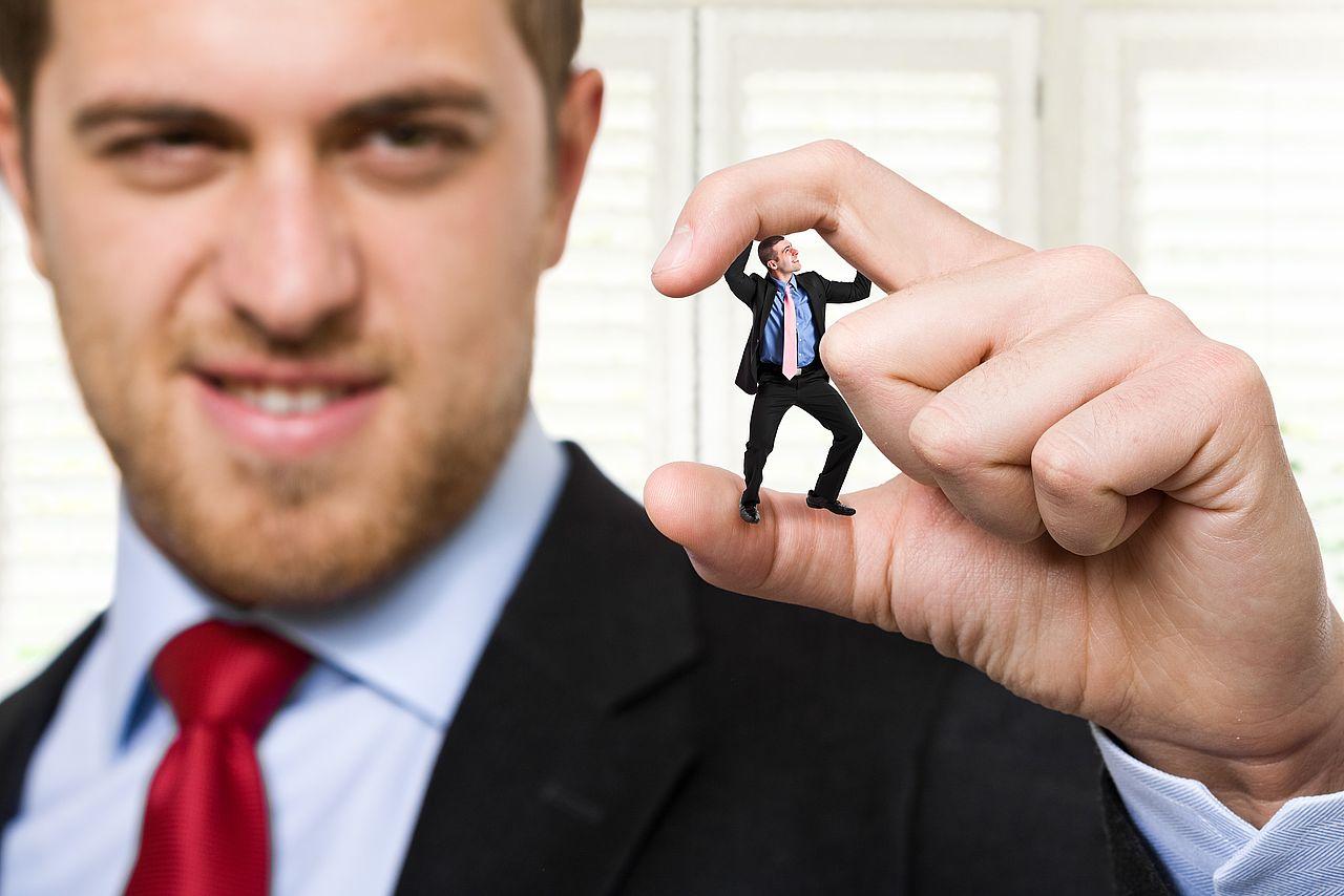Il mobbing nei rapporti di lavoro e i suoi riflessi nell'ordinamento militare (Tesi di laurea)