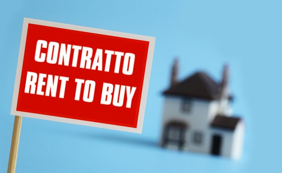 """Verso la formazione progressiva della volontà/disponibilità ad acquistare: il """"rent to buy"""""""