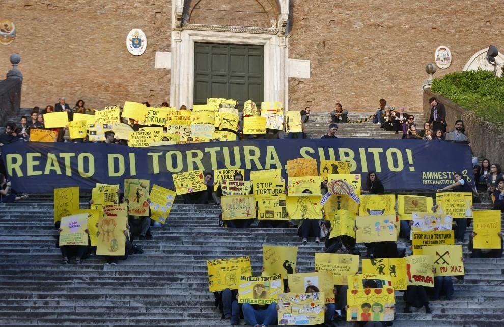 Il reato di tortura in Italia: tanto desiderato, poco attualizzato