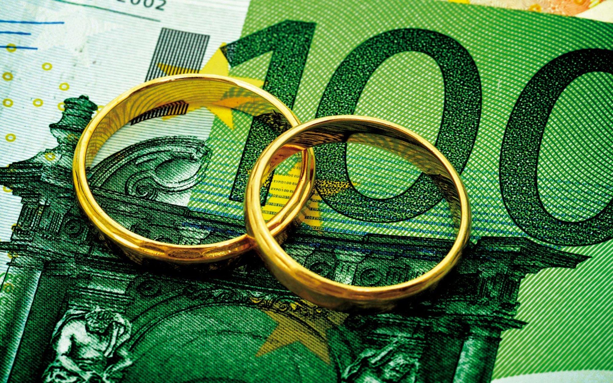 I confini dell'assegno di divorzio