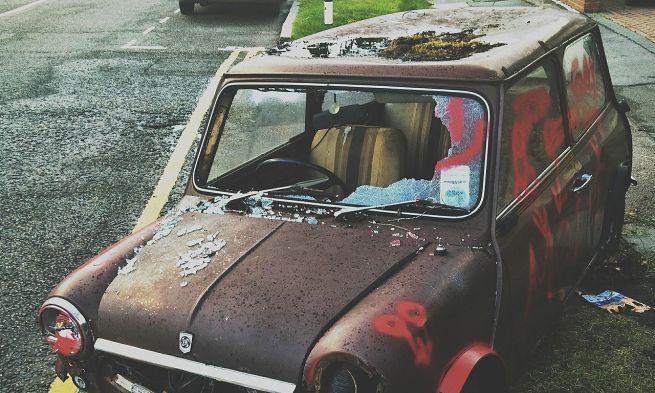 """Danneggiamento dell'auto: """"aggravato"""" nonostante l'antifurto e la video sorveglianza"""