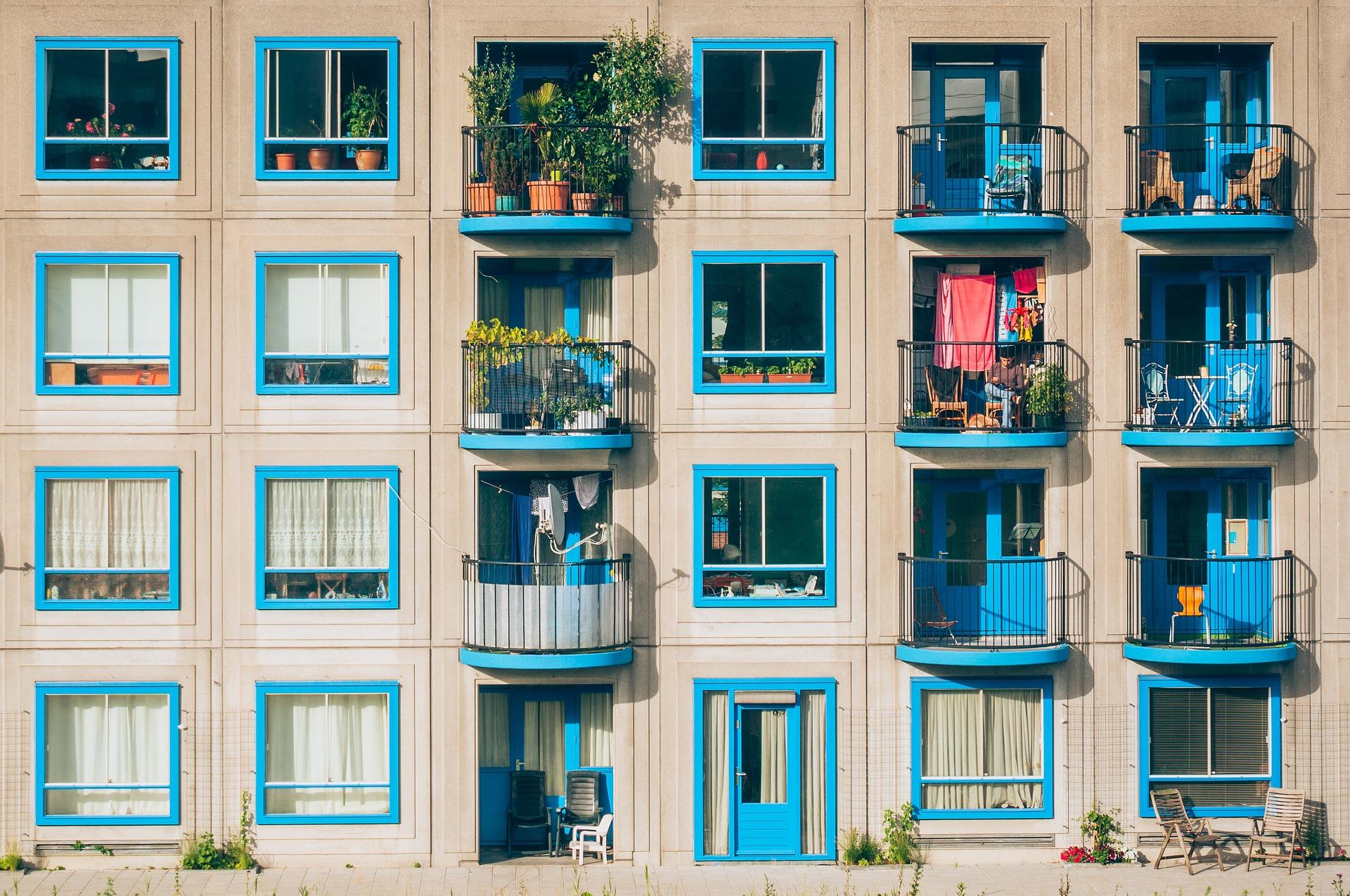 La prevalente funzione estetica rende i balconi dei beni comuni