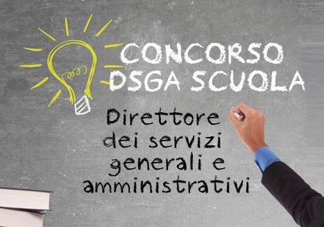 Scuola, via al concorso per 2.004 Direttori dei Servizi Generali e Amministrativi (DSGA)