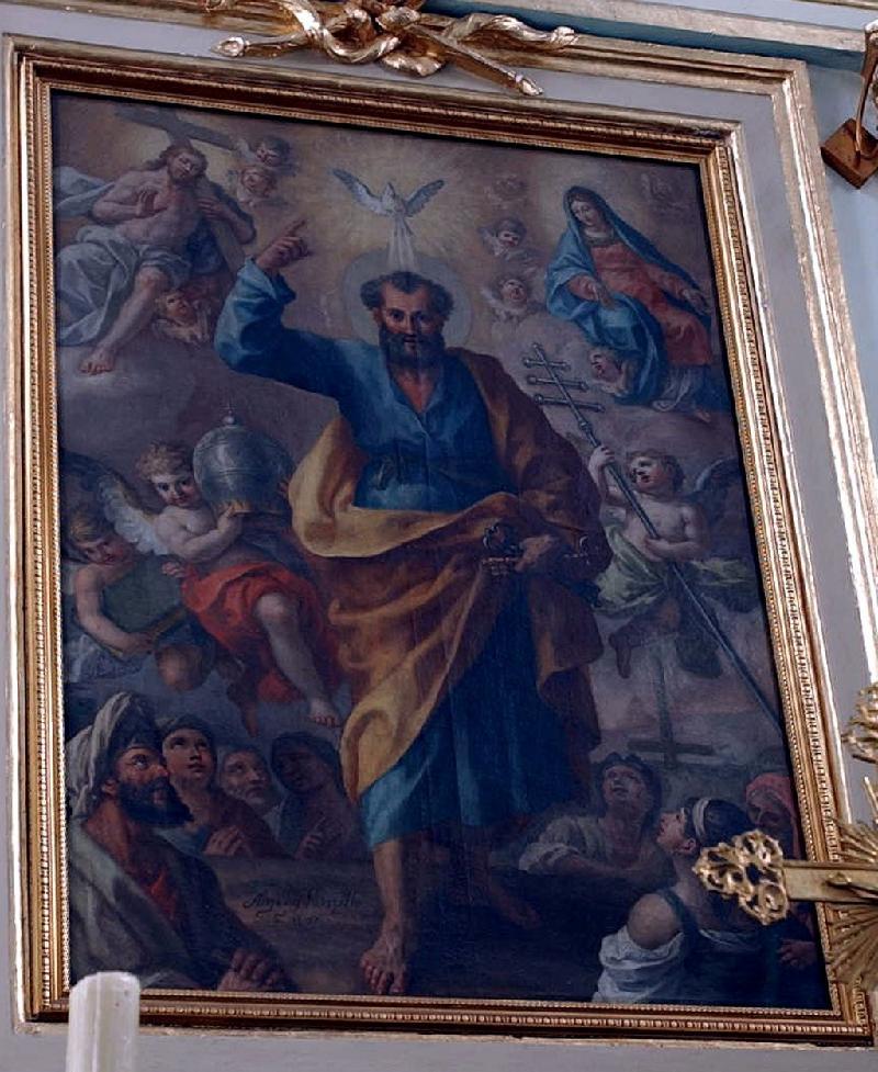 Biografia Angelo Mozzillo, la vita comune di un grande pittore
