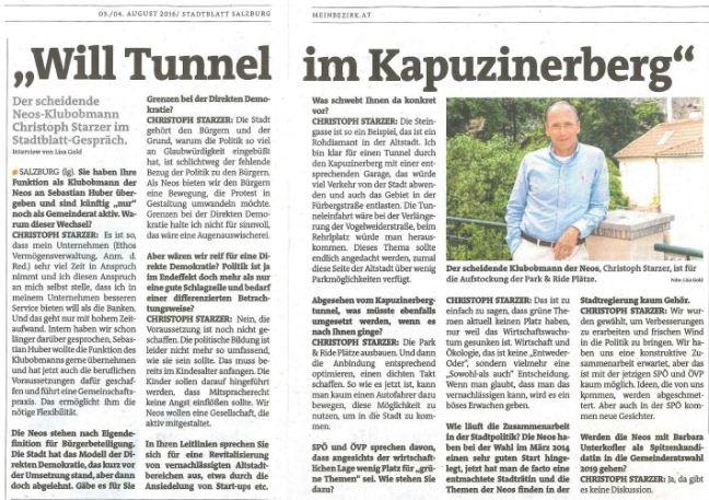 03.,04.08.2016, Stadtblatt