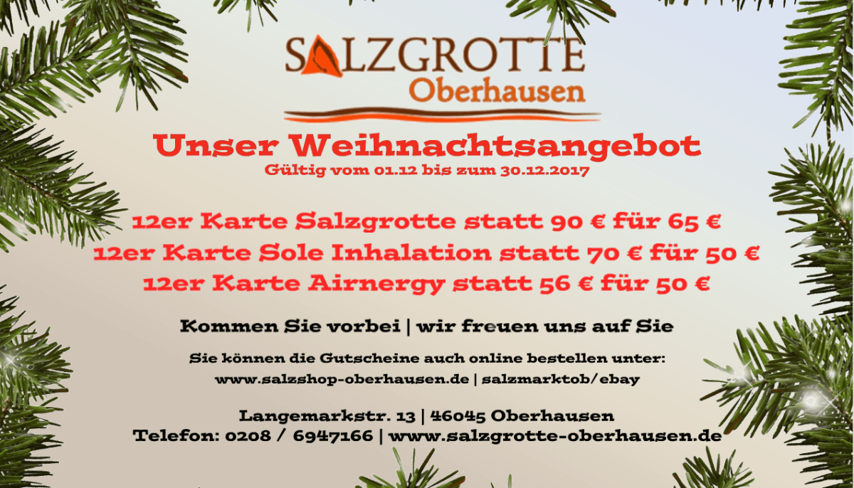 Weihnachten 2017 Salzgrotte final var 1