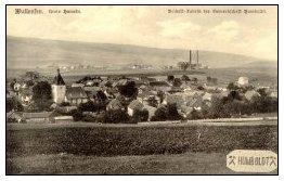 Alte Postkarte von Wallensen
