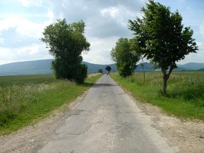 """Der sogenannte """"Melkerschnellweg"""" (Foto: Pülm, Juni 2005)"""
