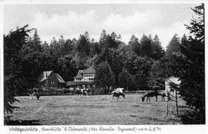"""Waldgaststätte """"Sennhütte"""""""