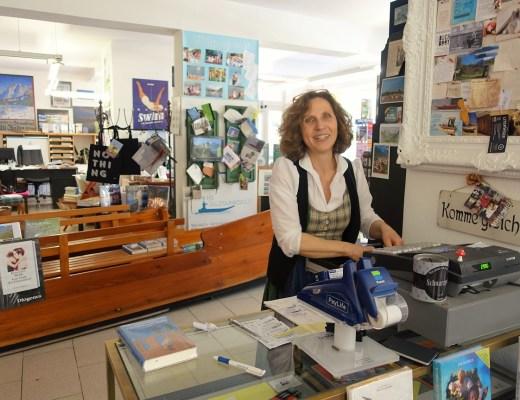 Gudrun Suchanek - Buch und Boot Altaussee