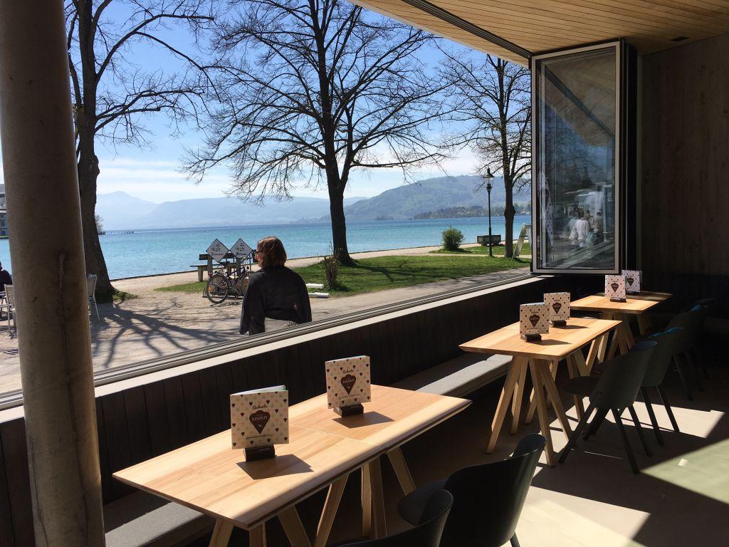 Cafe Eiszeit Seewalchen