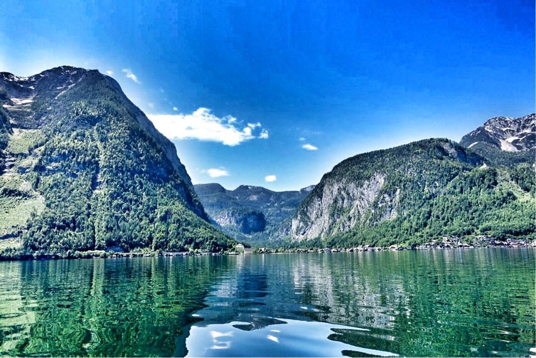 Ins Echerntal vom Hallstätter See