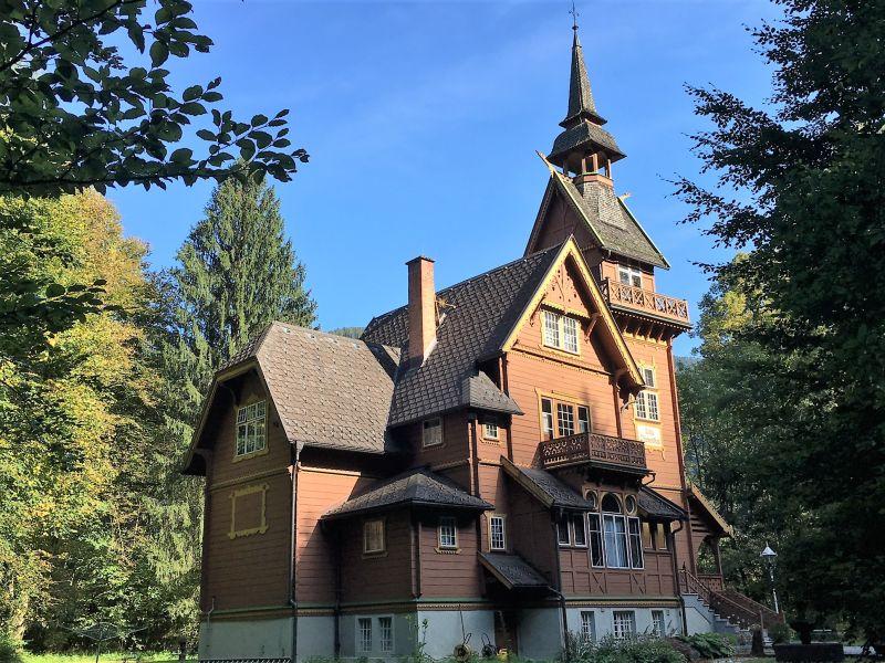 Das erste Fertigteilhaus der Welt