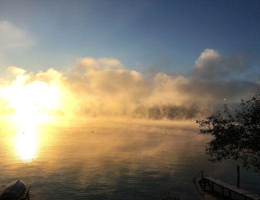 Seewalchner Gemeindepolitik im Nebel