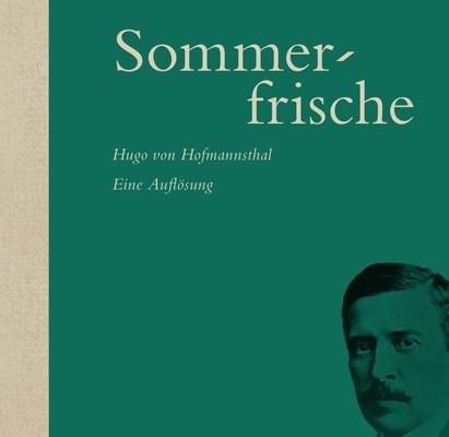 Sommerfrische - Buch von Franz Winter