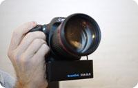 Canon DSLR and Beachtek